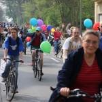 Ostermarsch per Rad