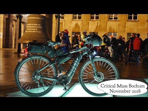 Critical Mass Bochum - November 2018