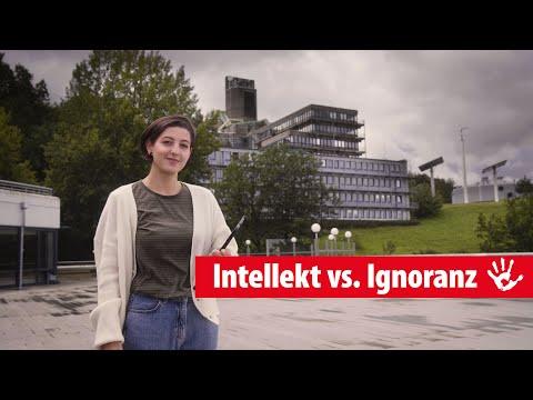 Bundestag nazifrei: Luzie, Geoökologin