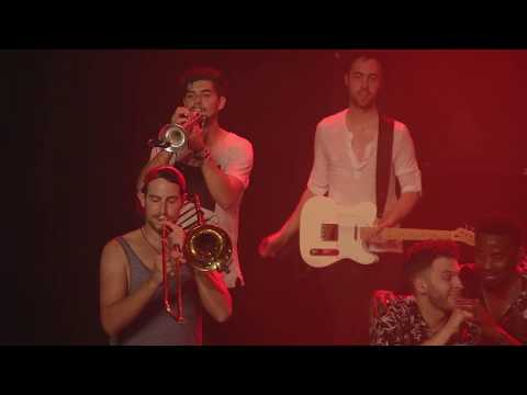 Banda Senderos - No hay problema (LIVE) @Kulturzentrum Bahnhof-Langendreer