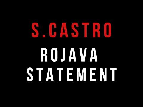 S.Castro - Rojava Statement