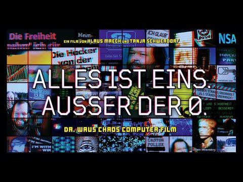 """Kinotrailer """"Alles ist Eins. Ausser der 0."""" - Kinostart 29. Juli 2021"""