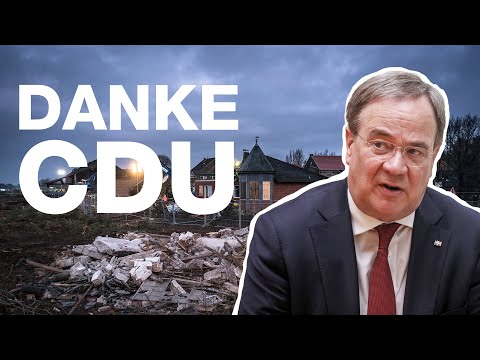 RWE sagt Danke CDU (Parodie)