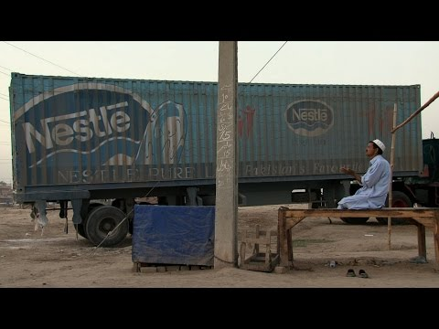 Official Trailer: Bottled Life -The Truth about Nestlé's Business with Water