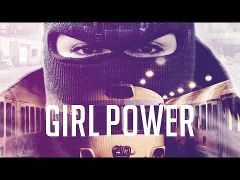 Girl Power Movie Trailer ENG - The First Women's Graffiti Documentary
