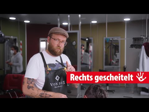 Bundestag nazifrei: Mario, Frisör