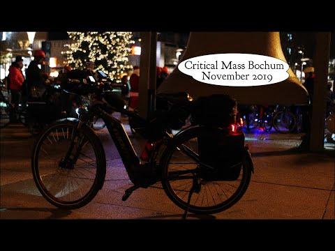 Critical Mass Bochum - November 2019