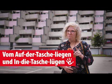 Bundestag nazifrei: Iris, Sozialtherapeutin