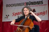 Christiane Conradt (Violoncello)